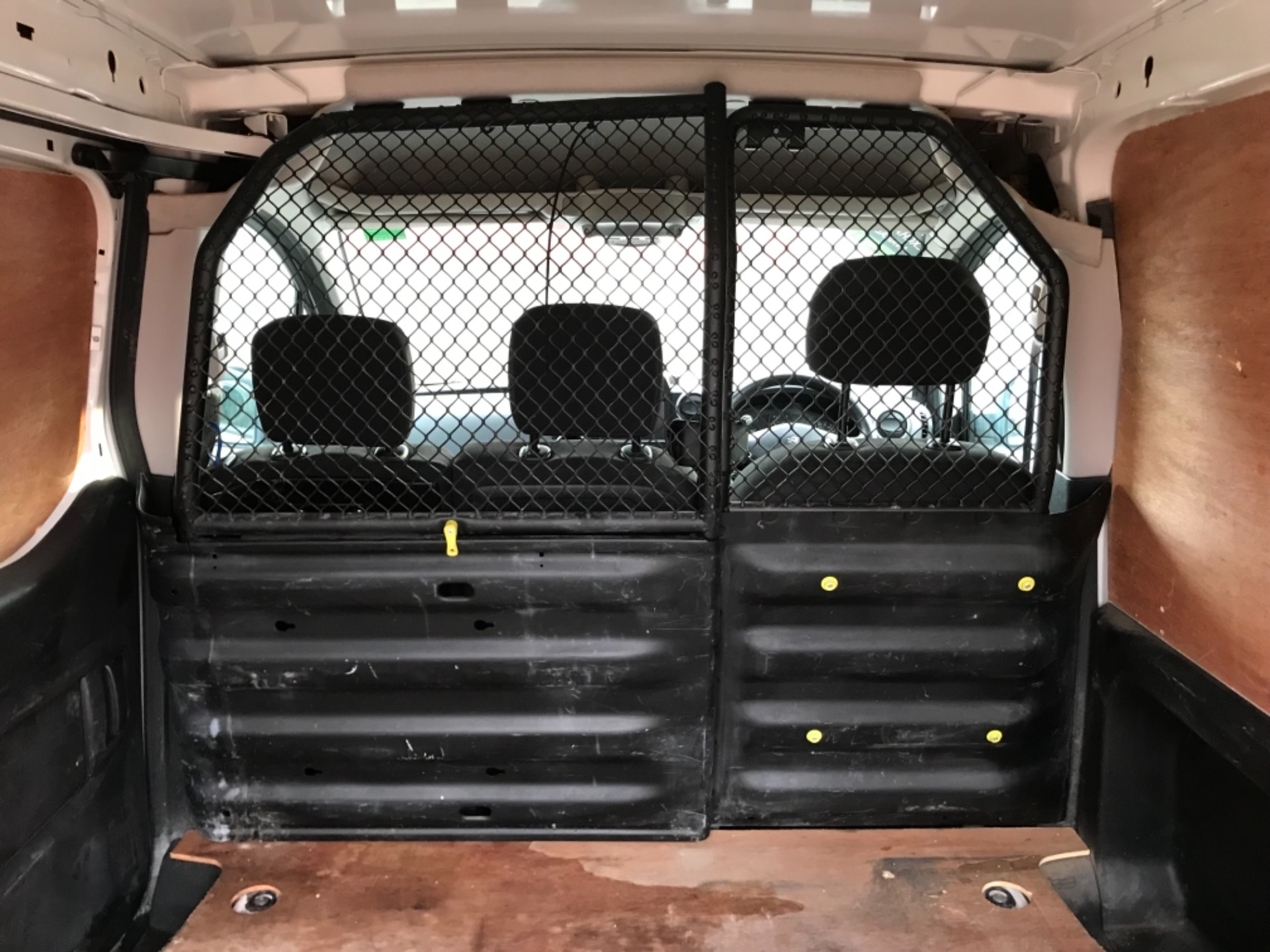 2018 Peugeot Partner 850 1.6 Bluehdi 100 Professional Van [Non Ss] (NX18ZUC) Image 31