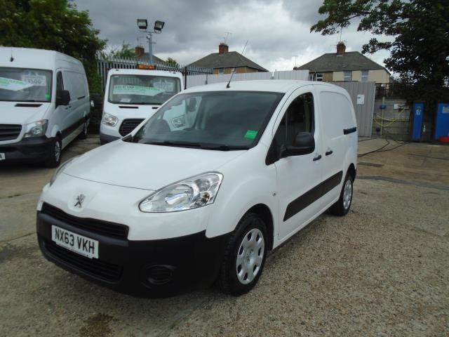 2013 Peugeot Partner  L1 850 1.6 92PS (SLD) EURO 5 *VALUE RANGE VEHICLE CONDITION REFLECTED IN PRICE* (NX63VKH) Image 3