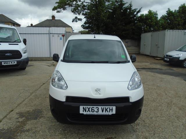 2013 Peugeot Partner  L1 850 1.6 92PS (SLD) EURO 5 *VALUE RANGE VEHICLE CONDITION REFLECTED IN PRICE* (NX63VKH) Image 2