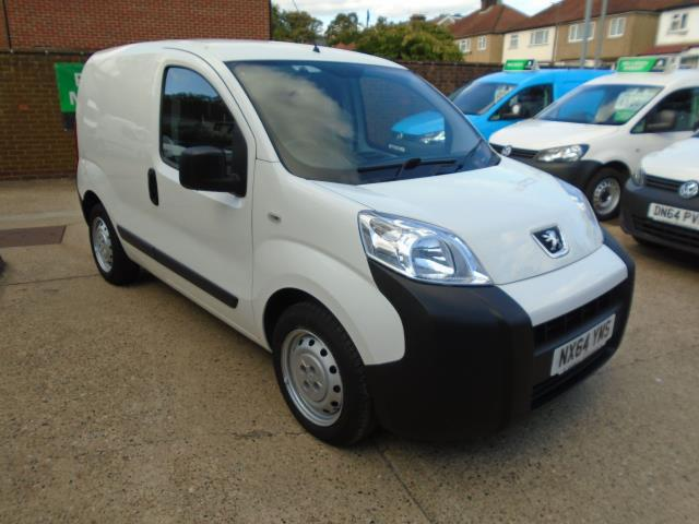 2014 Peugeot Bipper 1.3 HDI 75 S PLUS PACK NON S/S EURO 5 (NX64YMS)