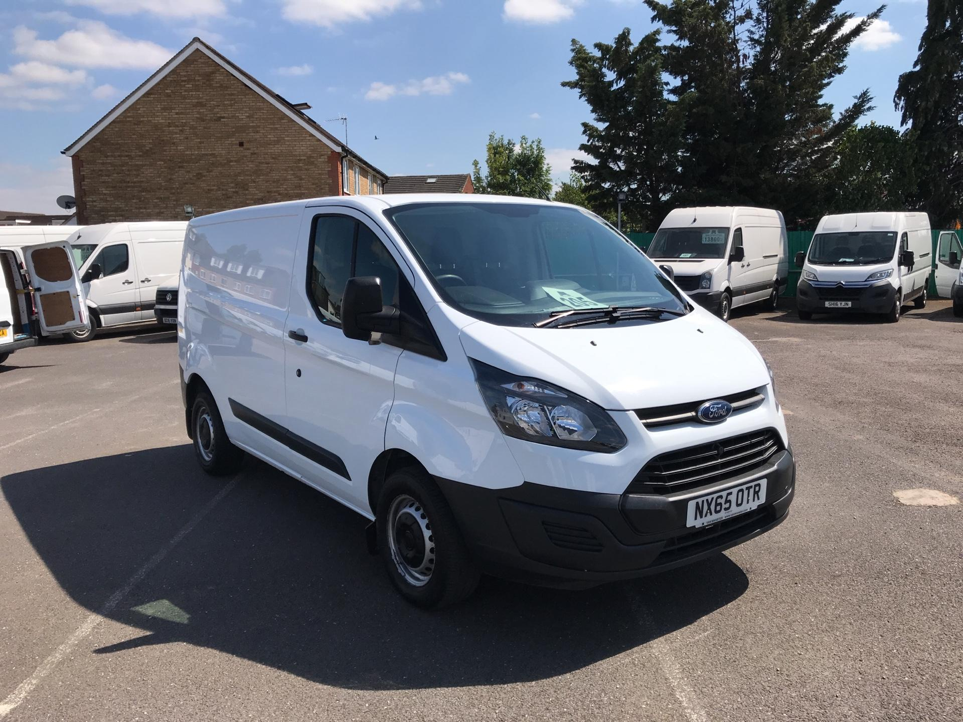 2015 Ford Transit Custom  290 L1 DIESEL FWD 2.2  TDCI 100PS LOW ROOF VAN EURO 5 (NX65OTR)