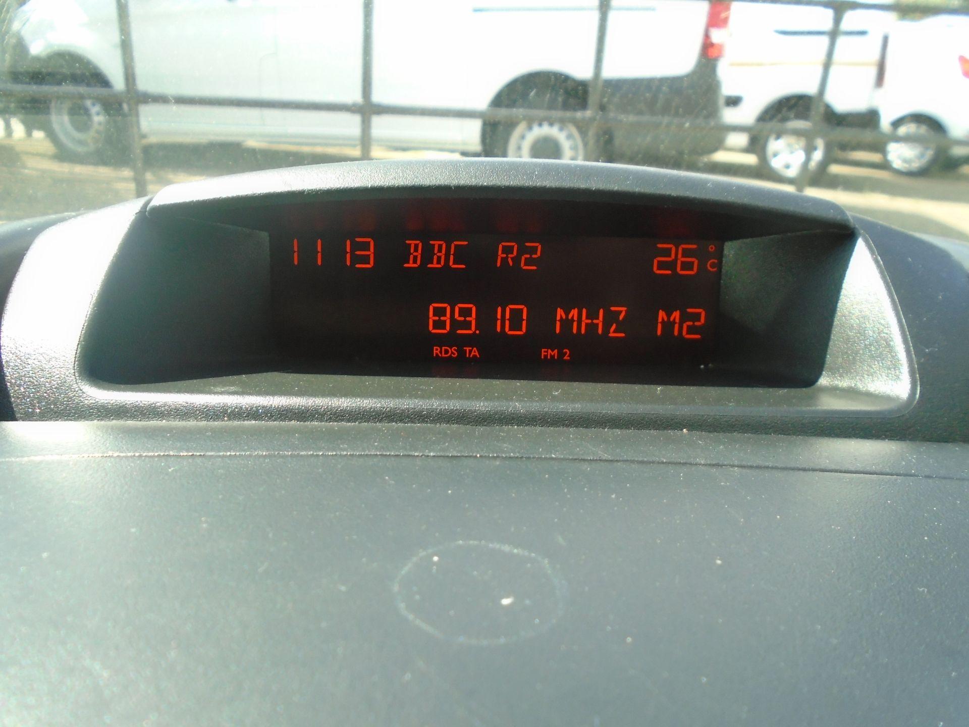 2015 Peugeot Partner 750 S 1.6 Hdi 92 Van (NX65VBJ) Image 19