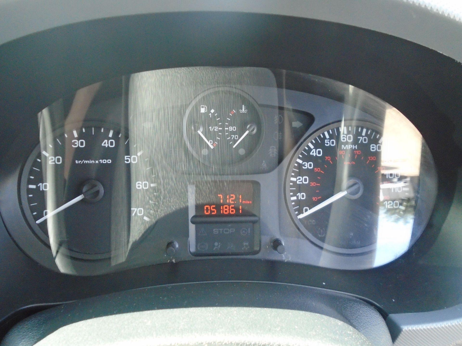 2015 Peugeot Partner 750 S 1.6 Hdi 92 Van (NX65VBJ) Image 18