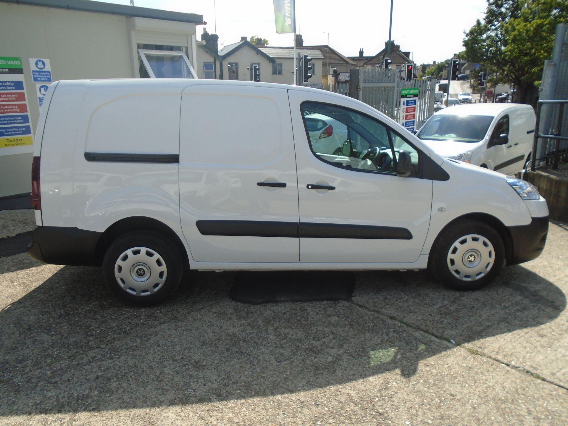 2015 Peugeot Partner 750 S 1.6 Hdi 92 Van (NX65VBJ) Image 10