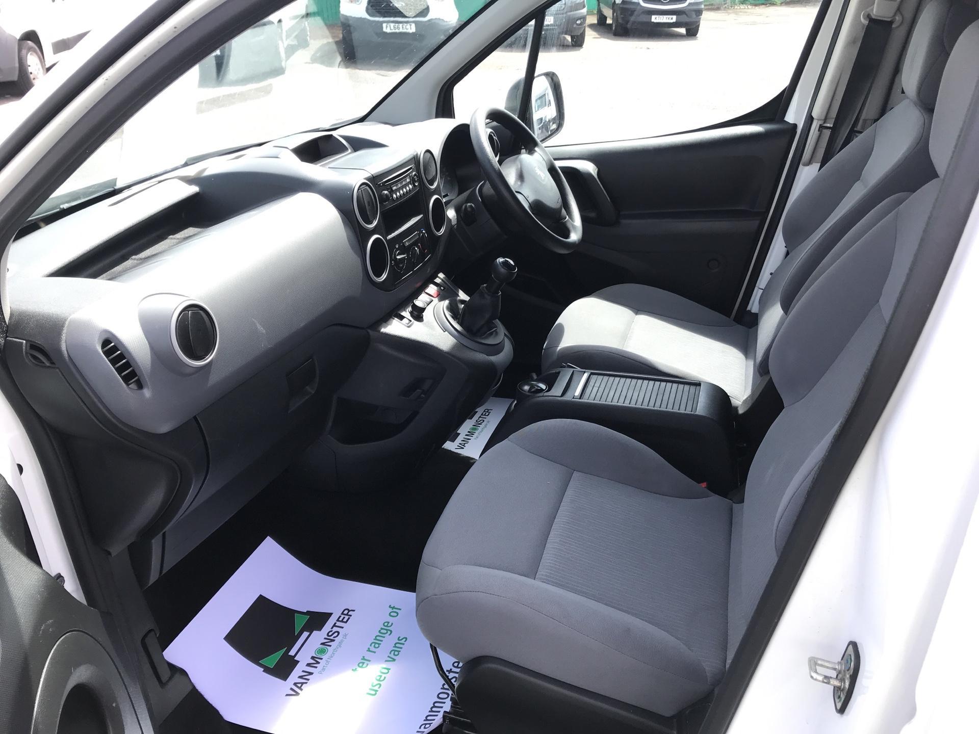 2015 Peugeot Partner L2 750 S 1.6 92PS EURO 5 (NX65VBU) Image 14