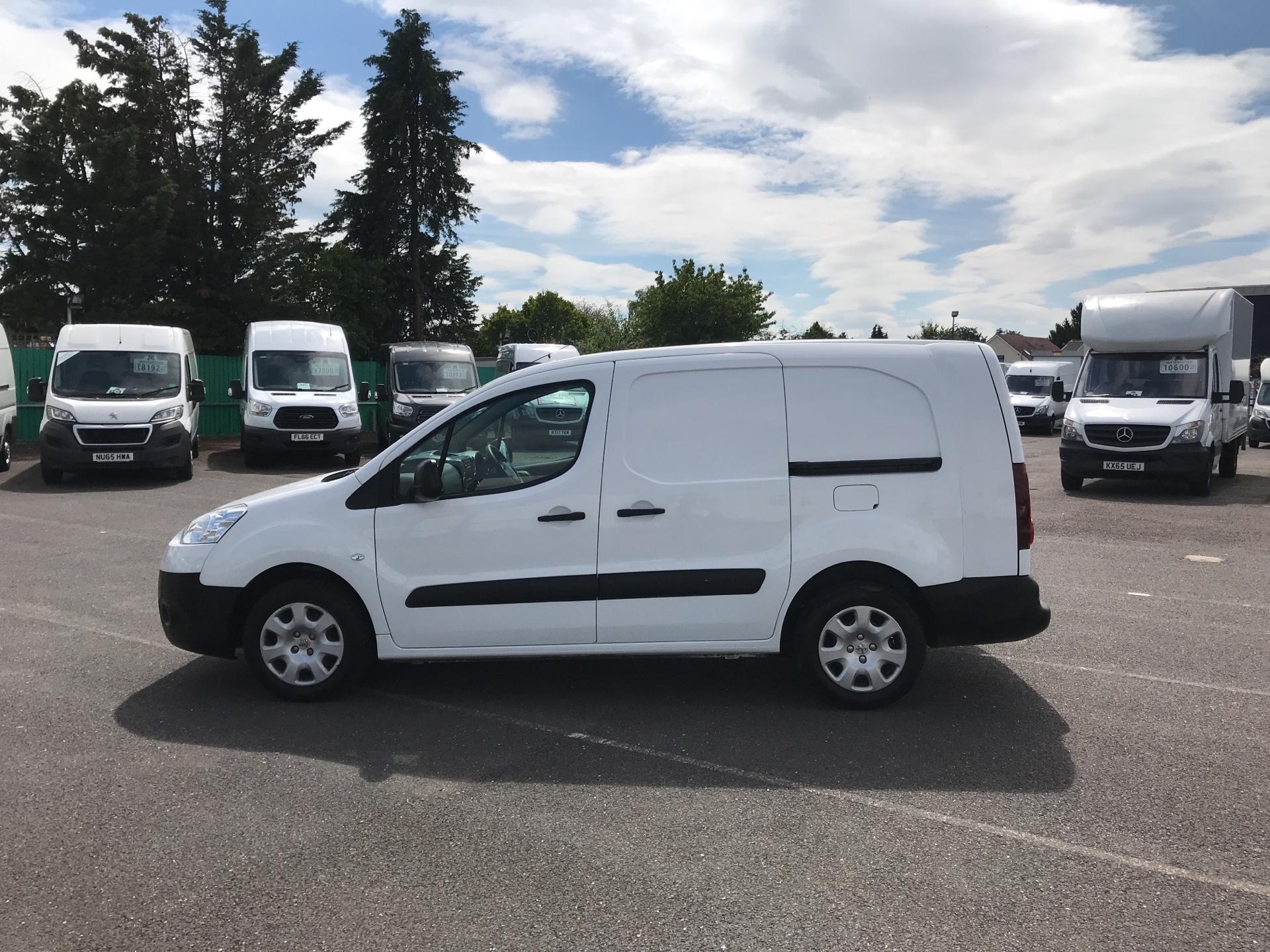 2015 Peugeot Partner L2 750 S 1.6 92PS EURO 5 (NX65VBU) Image 6