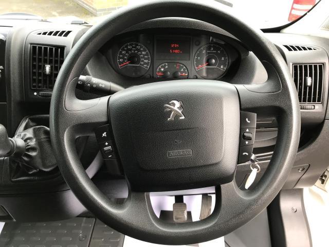 2015 Peugeot Boxer L3 H2 2.2 130PS EURO 5 (NX65VCM) Image 7