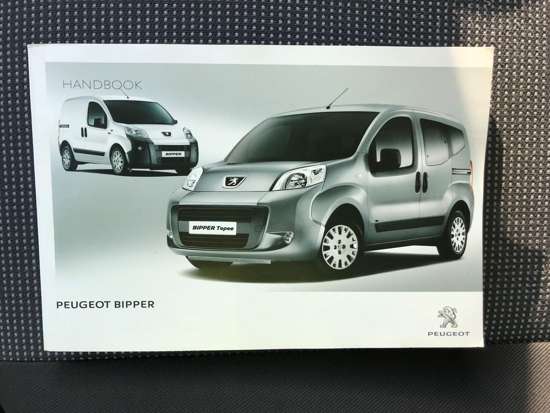 2015 Peugeot Bipper 1.3 HDI 75 S PLUS PACK NON S/S EURO 5 (NX65VCU) Image 49