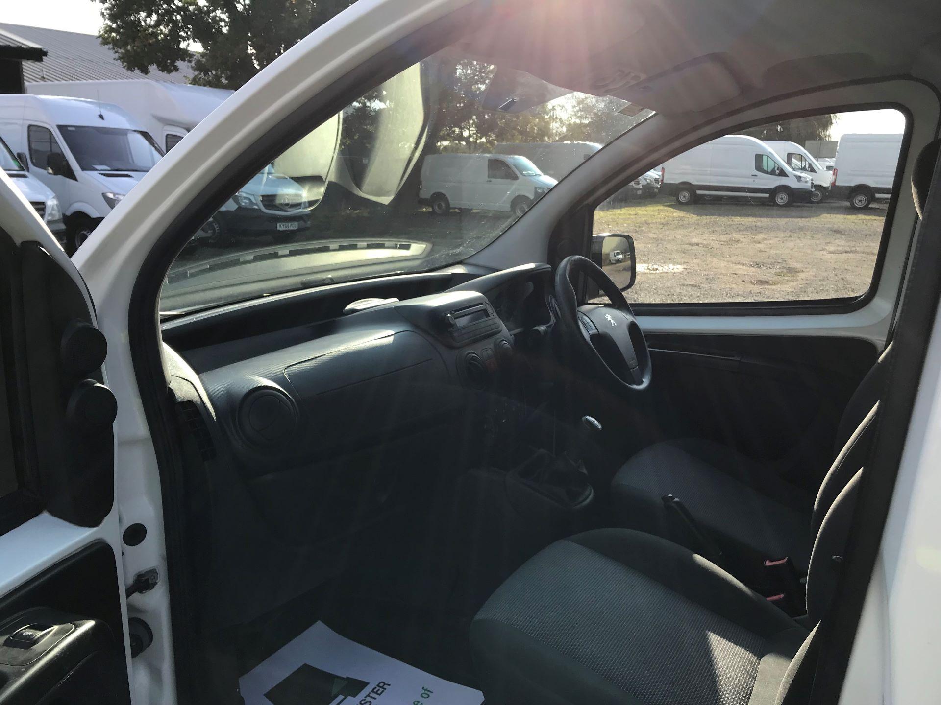 2015 Peugeot Bipper 1.3 HDI 75 S PLUS PACK NON S/S EURO 5 (NX65VCU) Image 13
