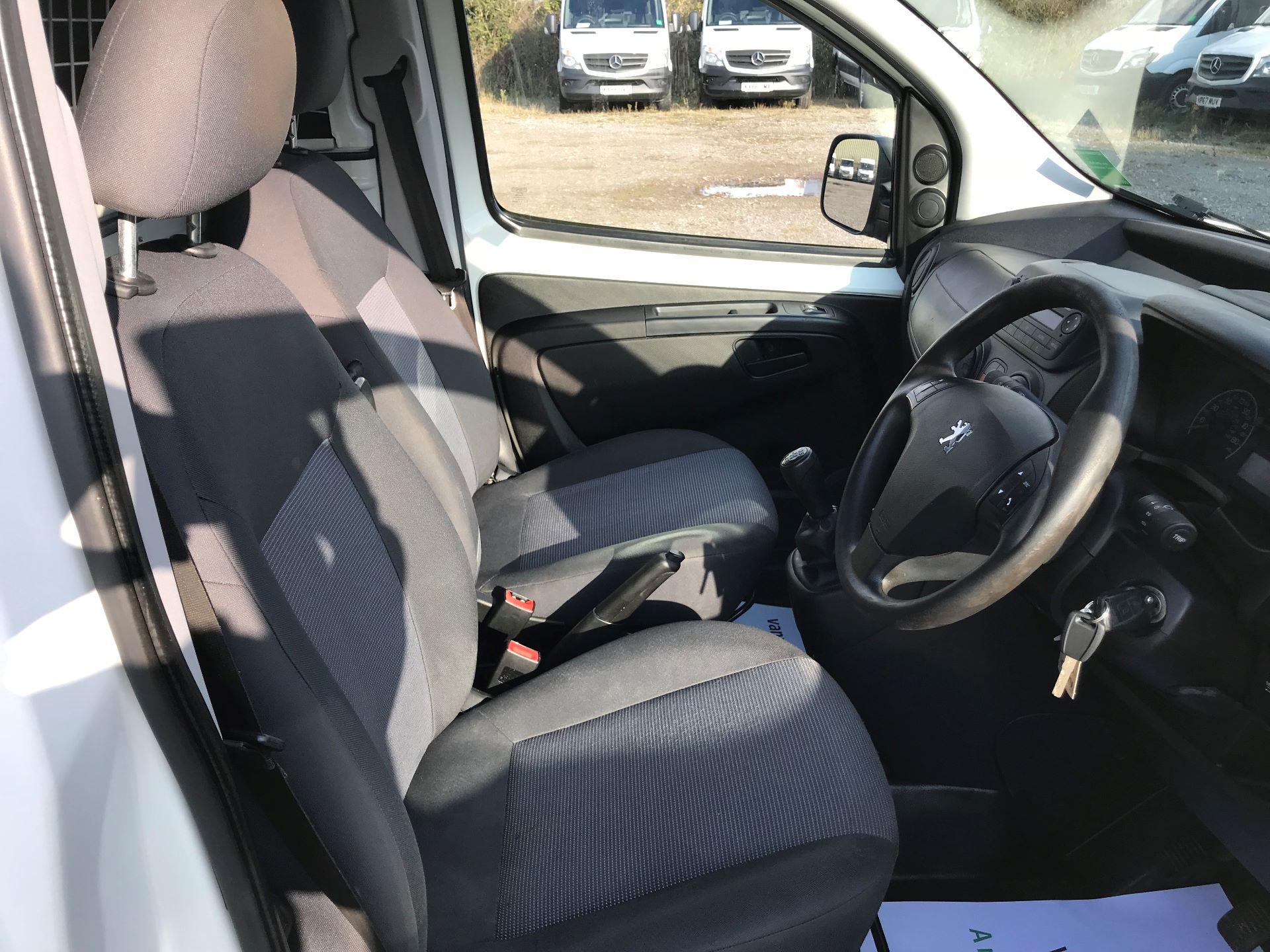 2015 Peugeot Bipper 1.3 HDI 75 S PLUS PACK NON S/S EURO 5 (NX65VCU) Image 16