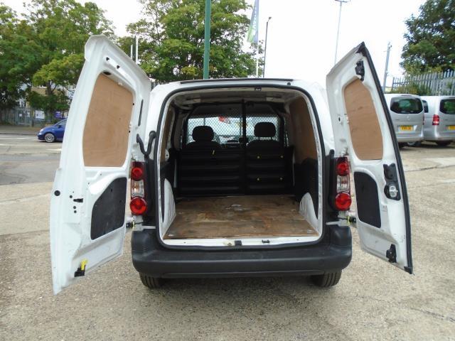 2015 Peugeot Partner 850 S 1.6 Hdi 92 Van [Sld] (NX65WZW) Image 7