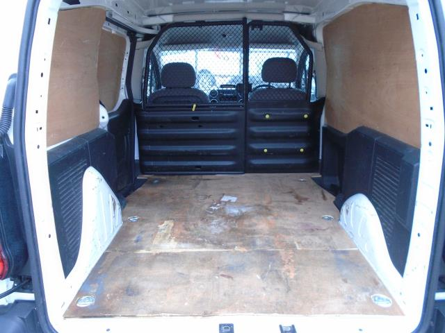 2015 Peugeot Partner 850 S 1.6 Hdi 92 Van [Sld] (NX65WZW) Image 8