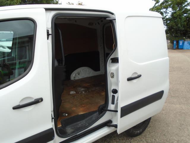 2015 Peugeot Partner 850 S 1.6 Hdi 92 Van [Sld] (NX65WZW) Image 11