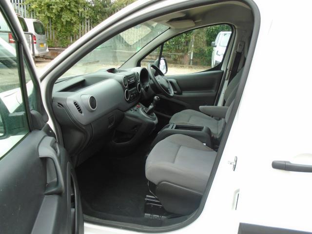 2015 Peugeot Partner 850 S 1.6 Hdi 92 Van [Sld] (NX65WZW) Image 15