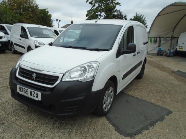 2015 Peugeot Partner 850 S 1.6 Hdi 92 Van [Sld] (NX65WZW) Image 3