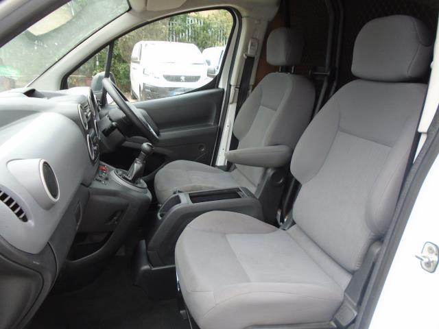 2015 Peugeot Partner 850 S 1.6 Hdi 92 Van [Sld] (NX65WZW) Image 16