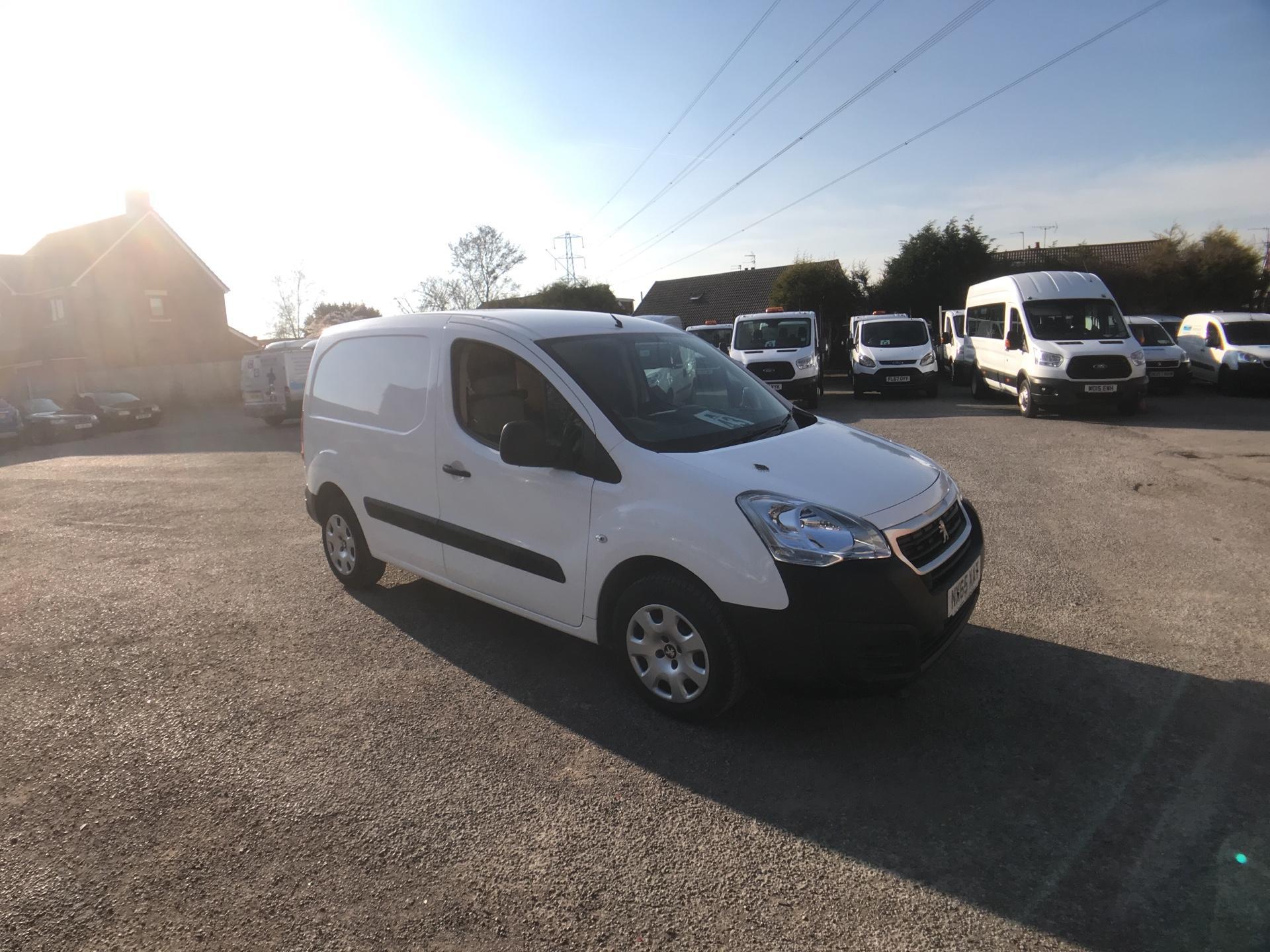 2015 Peugeot Partner 850 S 1.6 Hdi 92 Van [Sld] Euro 5 (NX65XAT)