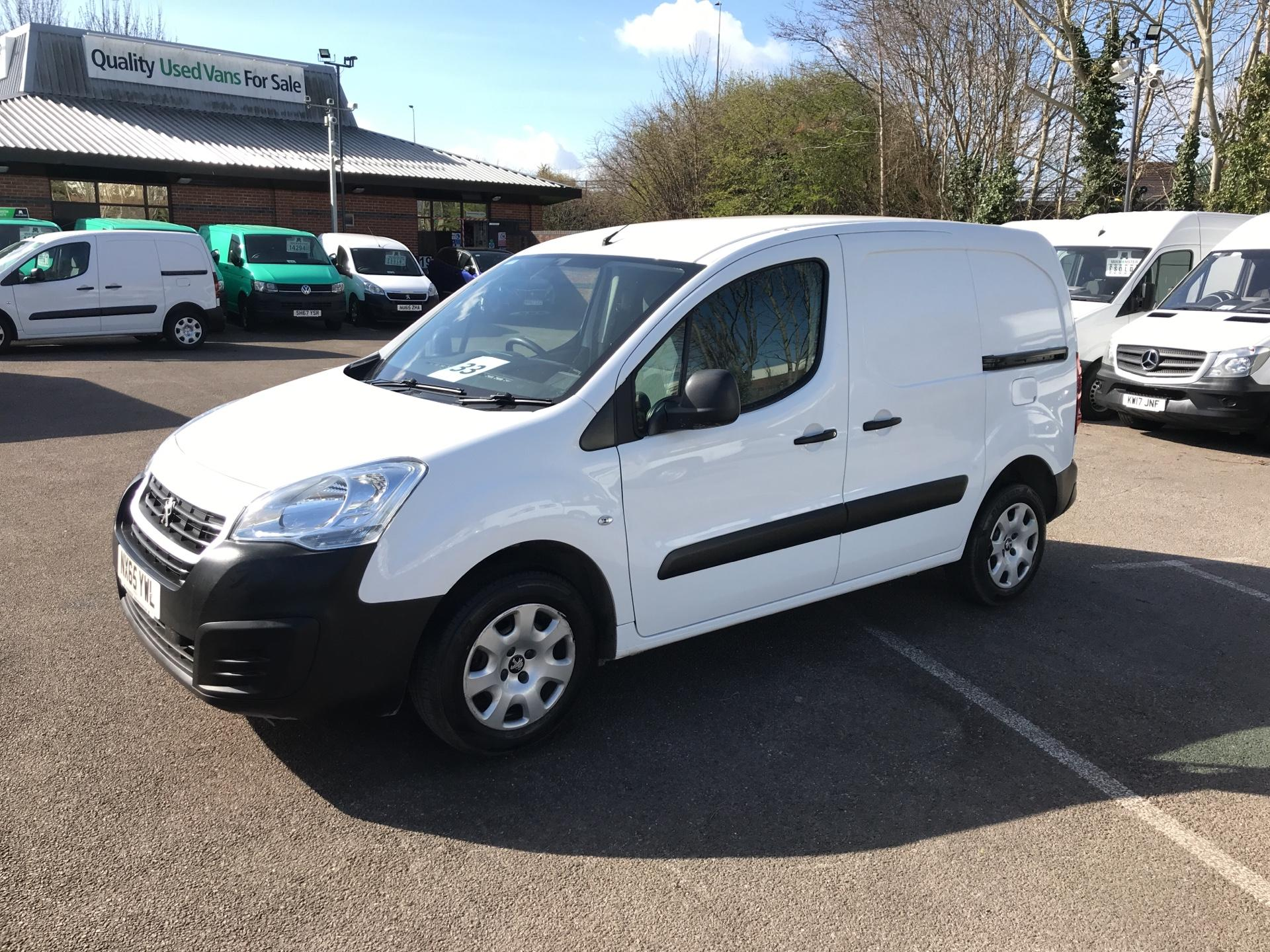 2015 Peugeot Partner L1 850 S 1.6 92PS (SLD) EURO 5 (NX65YWL) Image 7
