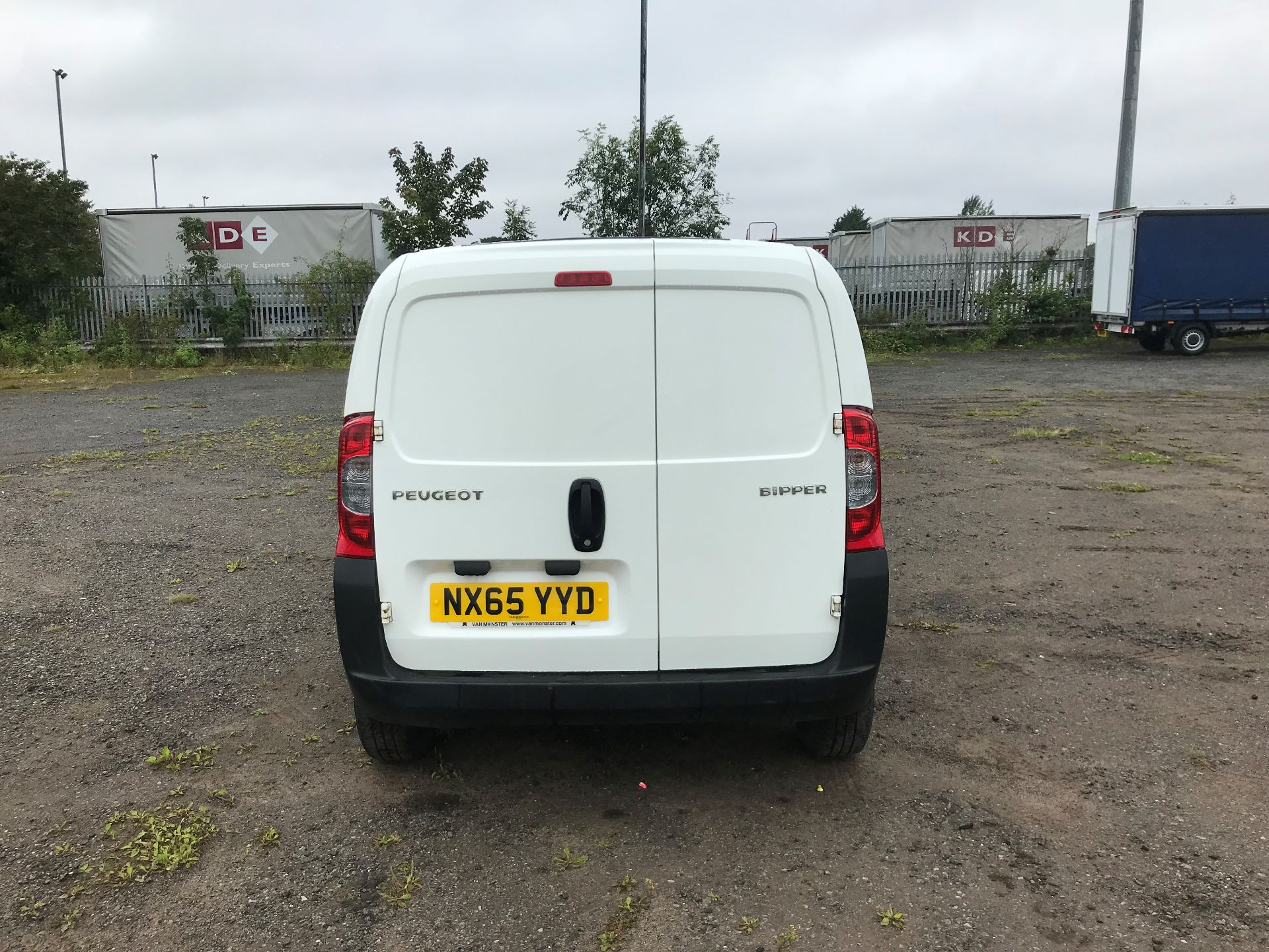2015 Peugeot Bipper 1.3 Hdi 75 S Plus Pack [Sld] (NX65YYD) Image 5