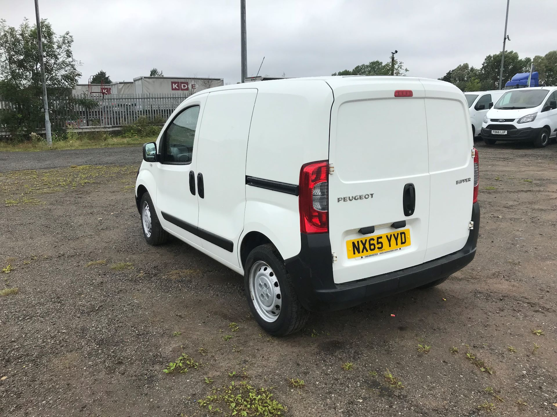2015 Peugeot Bipper 1.3 Hdi 75 S Plus Pack [Sld] (NX65YYD) Image 6