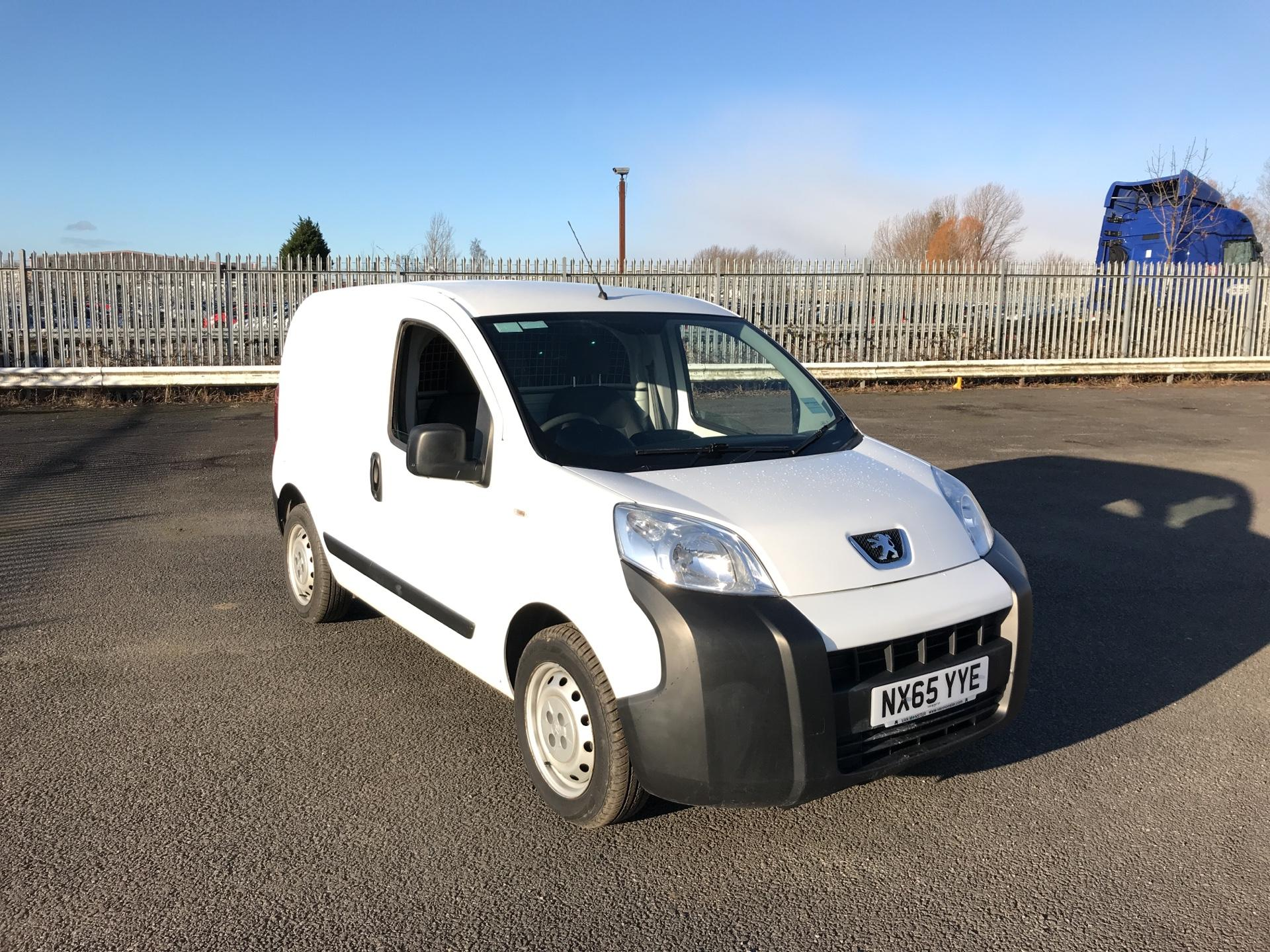 2015 Peugeot Bipper 1.3 HDI 75 S PLUS PACK NON S/S EURO 5 (NX65YYE)