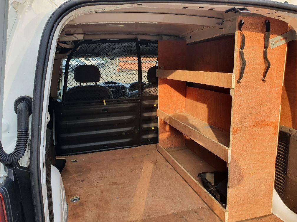 2016 Peugeot Partner 850 S 1.6 Hdi 92 Van [Sld] (NX66JJV) Image 12