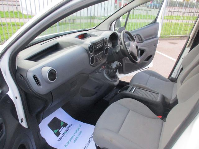 2016 Peugeot Partner 850 S 1.6 Hdi 92 Van [Sld] (NX66JKK) Image 16