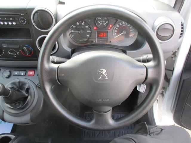 2016 Peugeot Partner 850 S 1.6 Hdi 92 Van [Sld] (NX66JKK) Image 13
