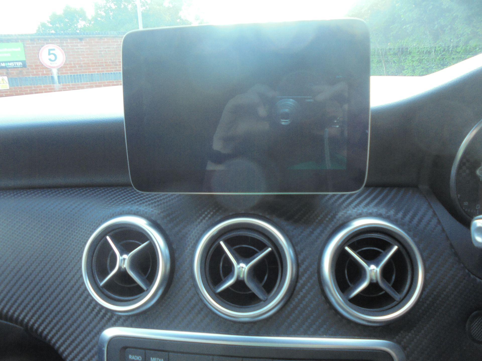 2016 Mercedes-Benz A Class A180d Amg Line 5Dr (NX66KXB) Image 21
