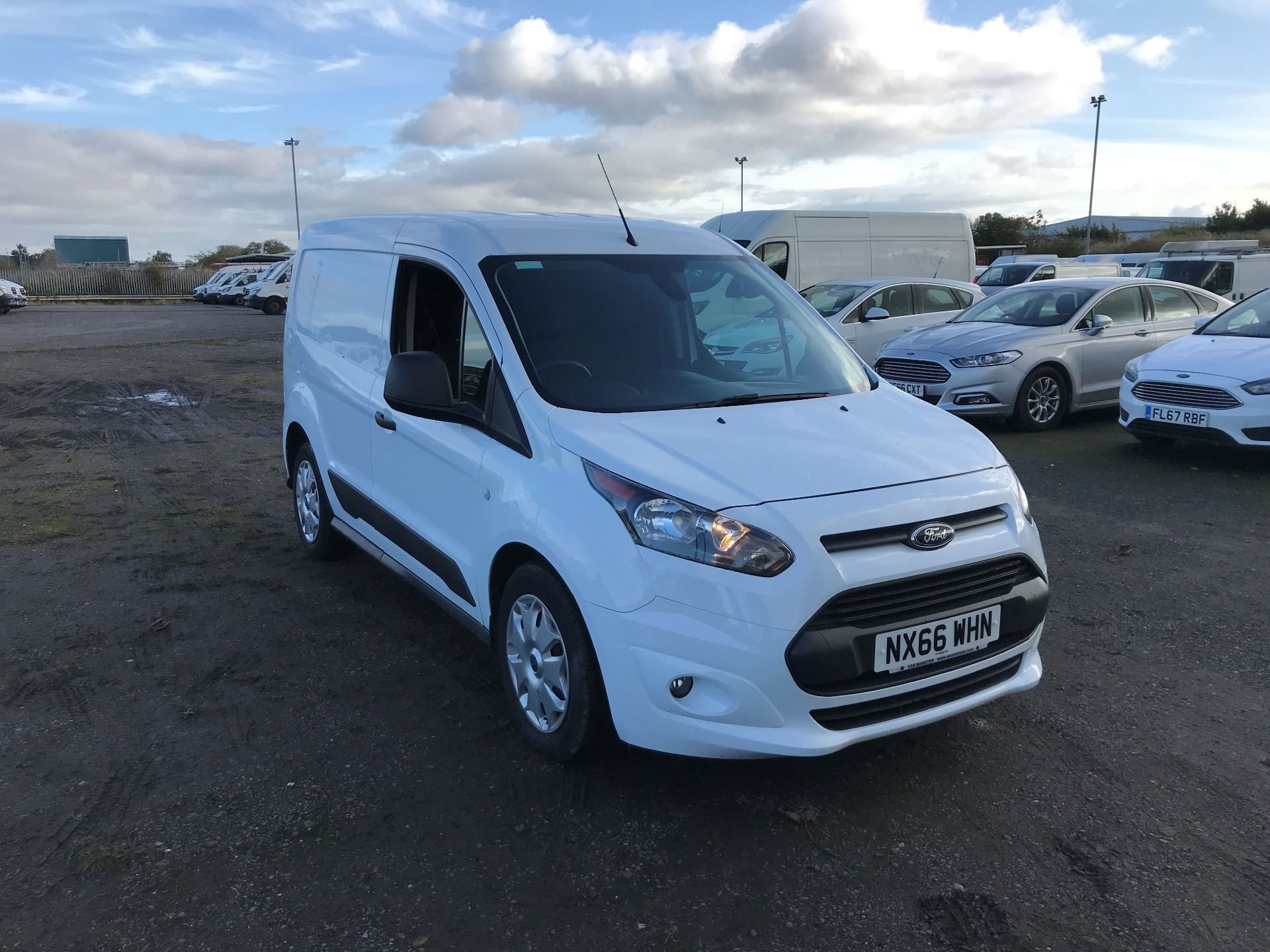 2016 Ford Transit Connect 1.5 Tdci 75Ps Trend Van (NX66WHN)
