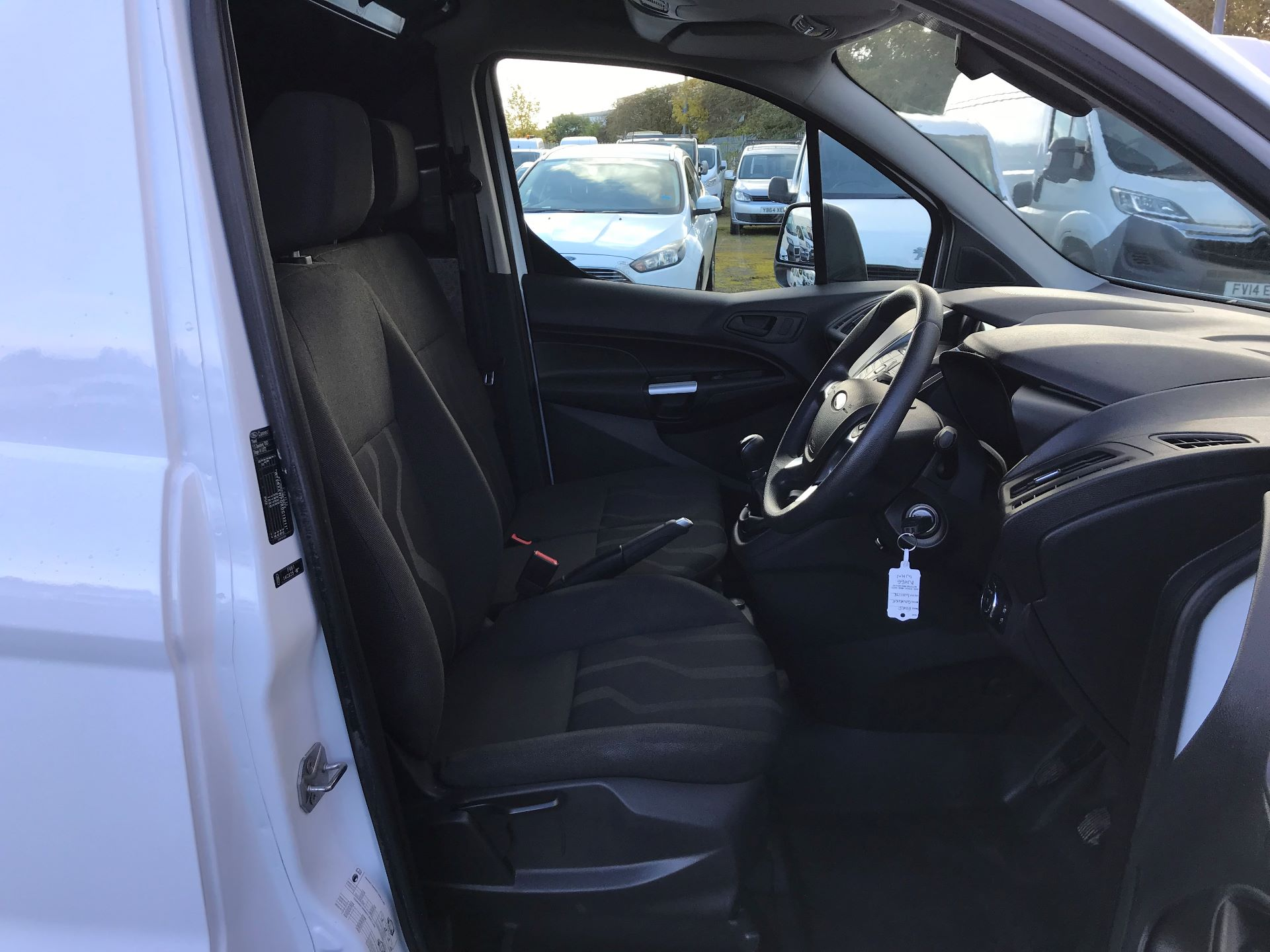2016 Ford Transit Connect 1.5 Tdci 75Ps Trend Van (NX66WHN) Image 11