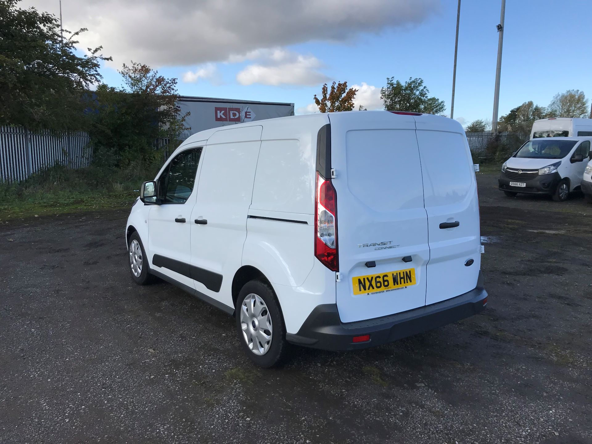 2016 Ford Transit Connect 1.5 Tdci 75Ps Trend Van (NX66WHN) Image 5