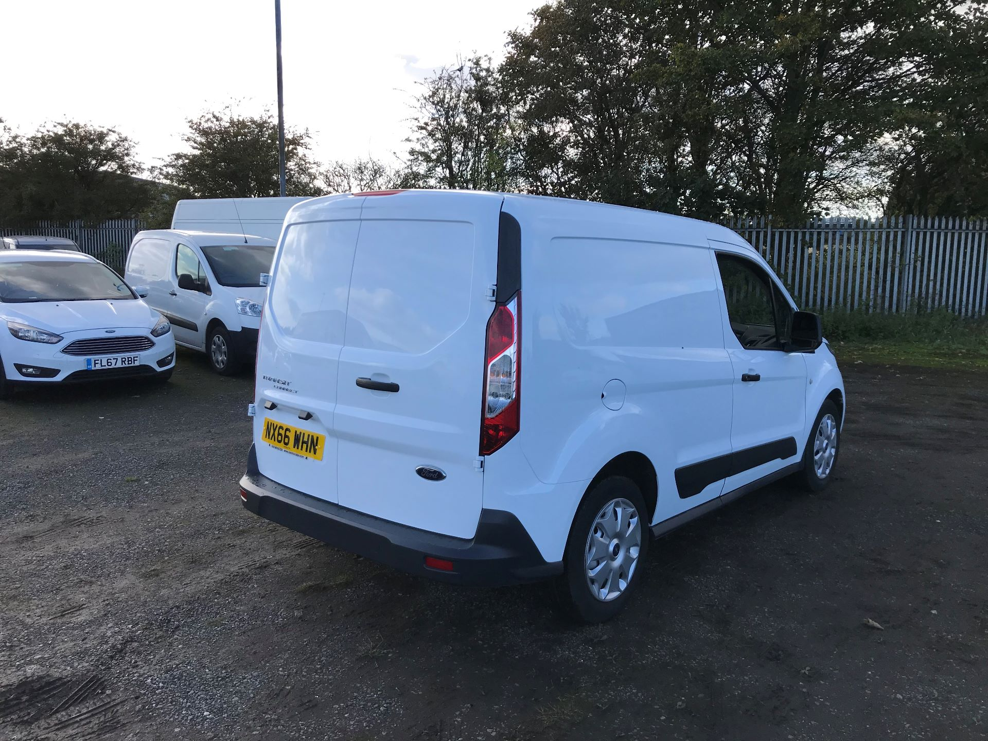2016 Ford Transit Connect 1.5 Tdci 75Ps Trend Van (NX66WHN) Image 7
