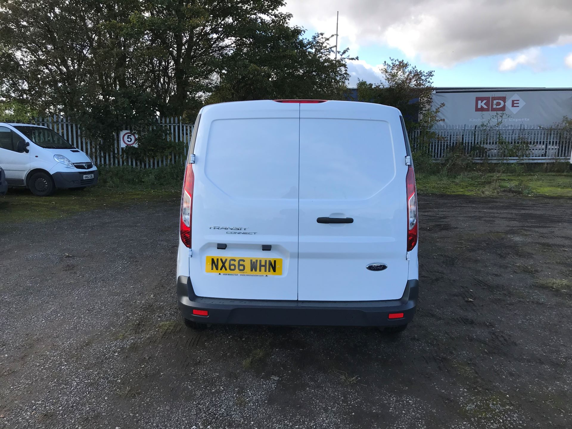 2016 Ford Transit Connect 1.5 Tdci 75Ps Trend Van (NX66WHN) Image 6