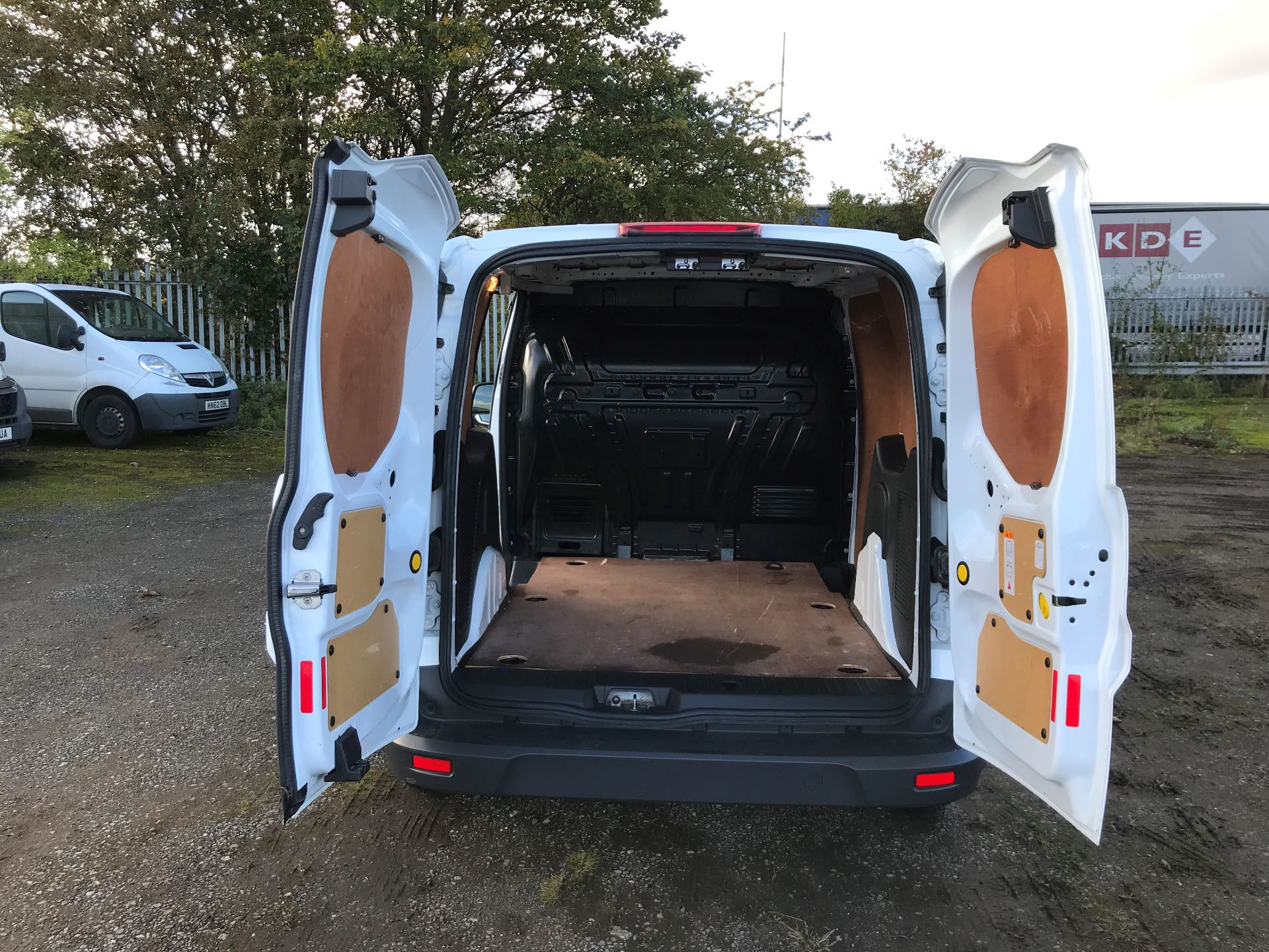 2016 Ford Transit Connect 1.5 Tdci 75Ps Trend Van (NX66WHN) Image 15