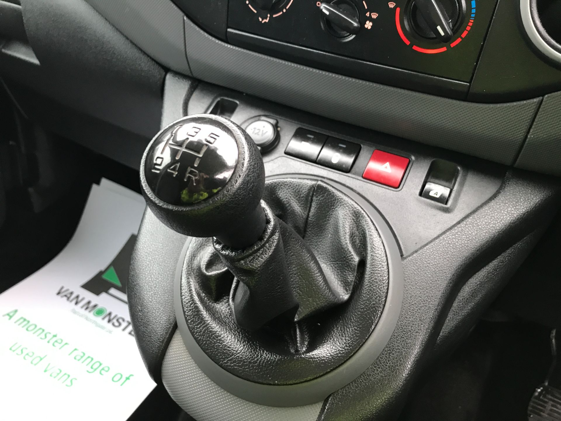 2016 Peugeot Partner L1 850 S 1.6HDI 92PS EURO 5 (NX66YJP) Image 4