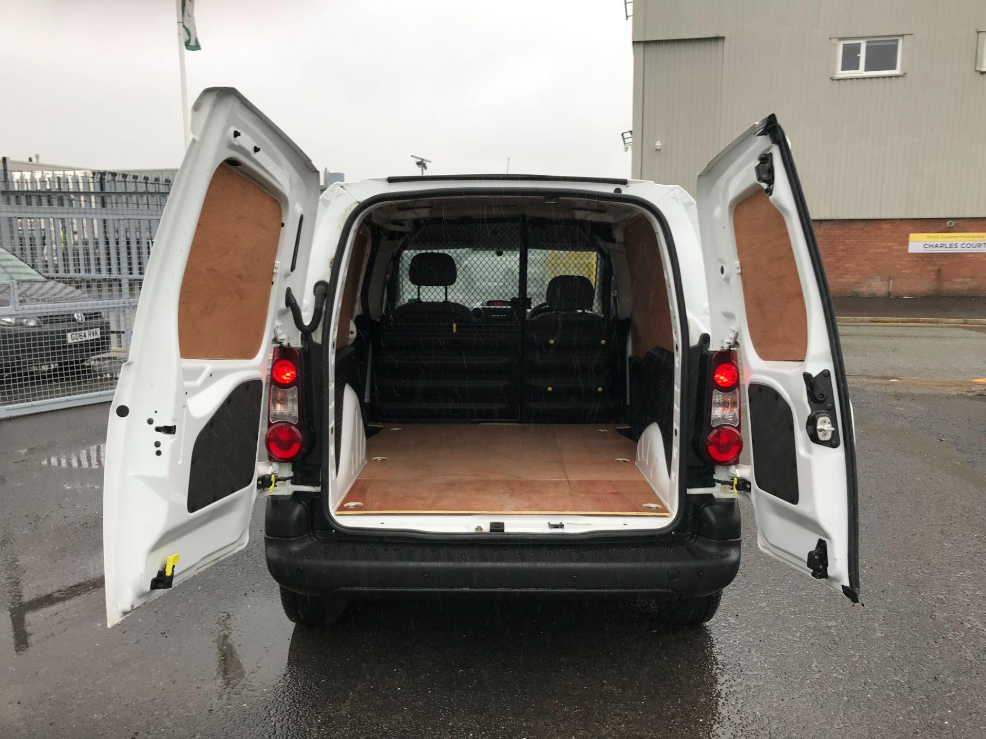 2016 Peugeot Partner L1 850 S 1.6HDI 92PS EURO 5 (NX66YJP) Image 18