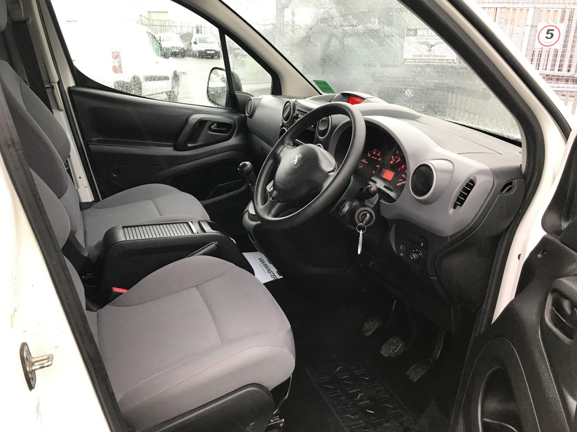 2016 Peugeot Partner L1 850 S 1.6HDI 92PS EURO 5 (NX66YJP) Image 2