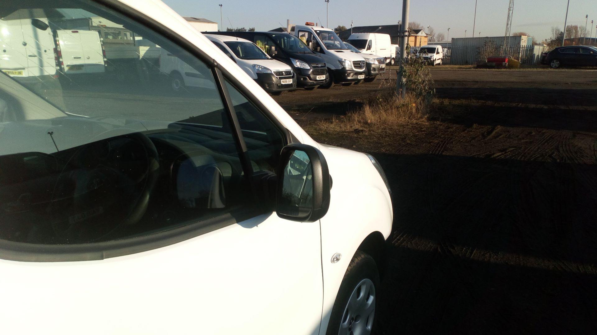 2016 Peugeot Partner 850 1.6 Bluehdi 100 Professional Van [Non Ss] (NX66YVF) Image 10