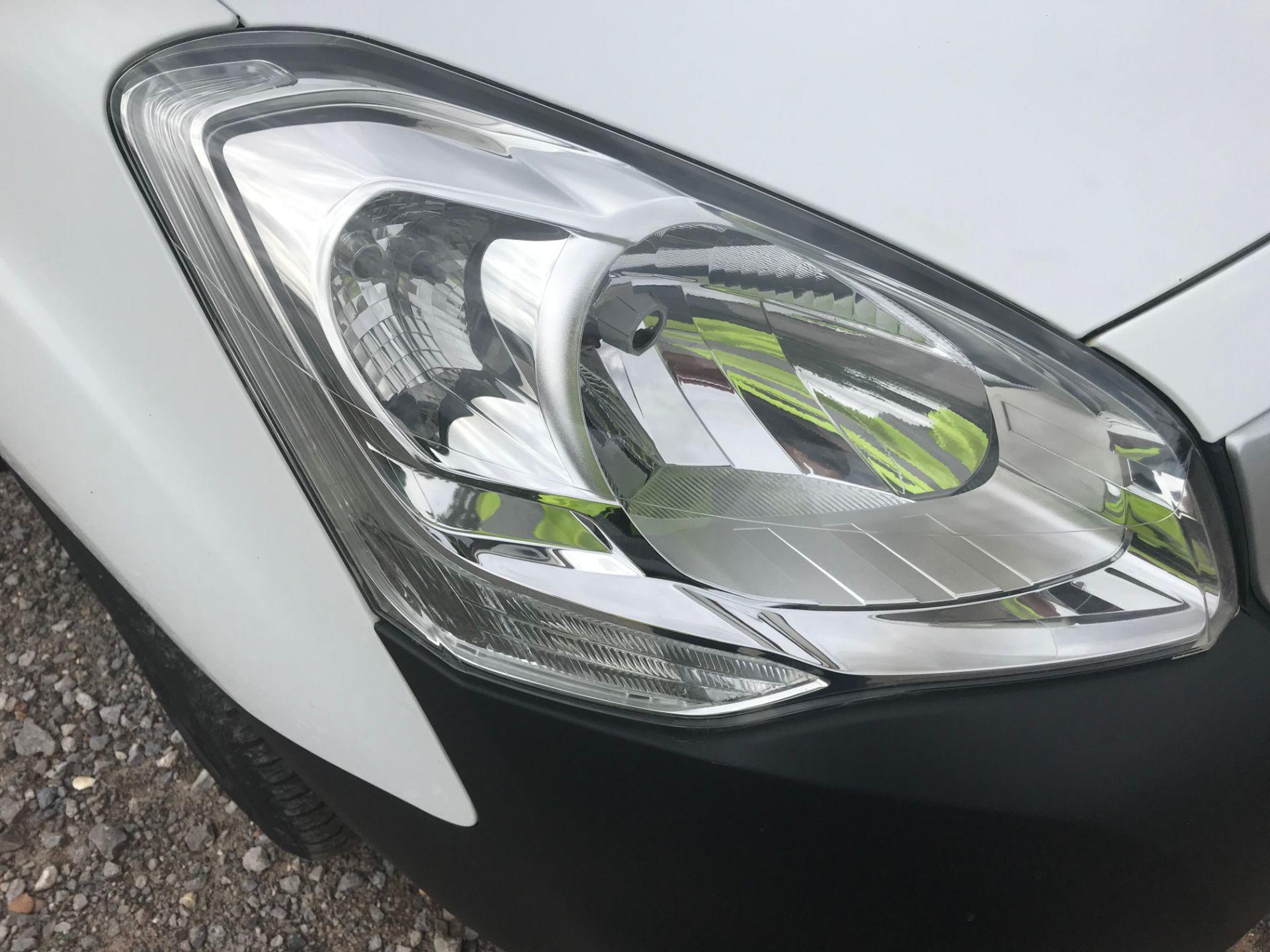 2016 Peugeot Partner 850 S 1.6 Hdi 92 Van [Sld] (NX66ZVY) Image 32