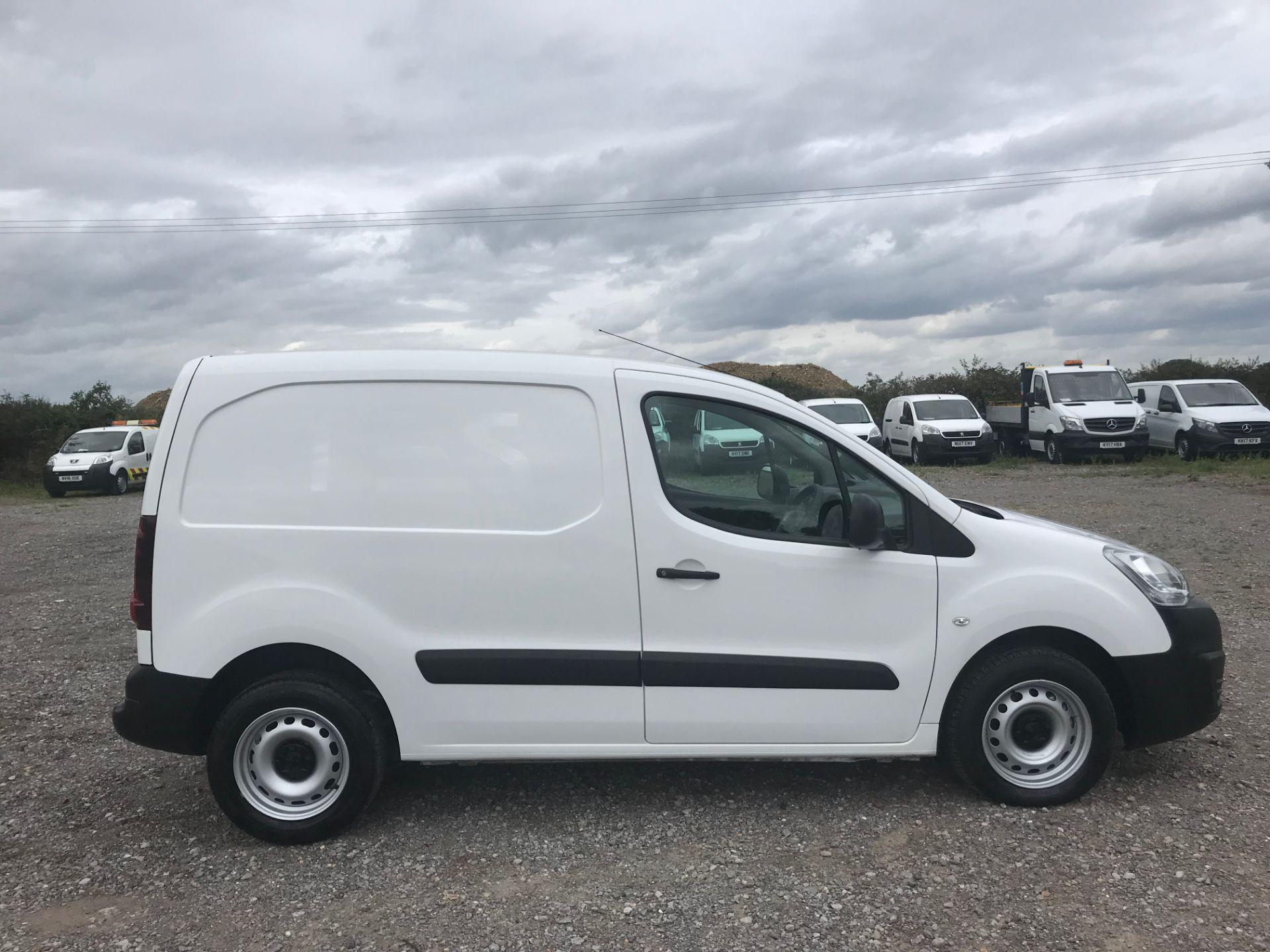 2016 Peugeot Partner 850 S 1.6 Hdi 92 Van [Sld] (NX66ZVY) Image 7