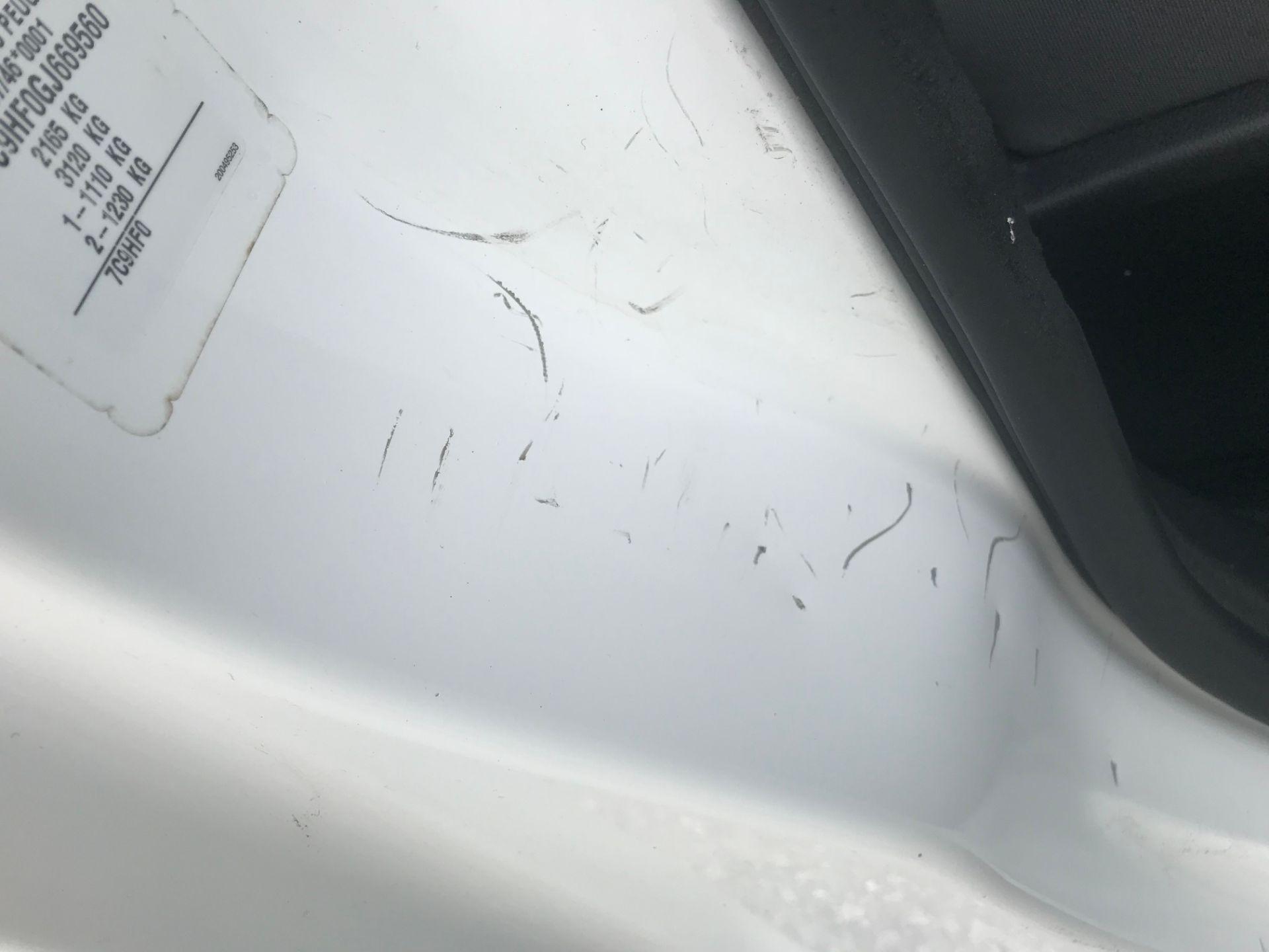 2016 Peugeot Partner 850 S 1.6 Hdi 92 Van [Sld] (NX66ZVY) Image 38
