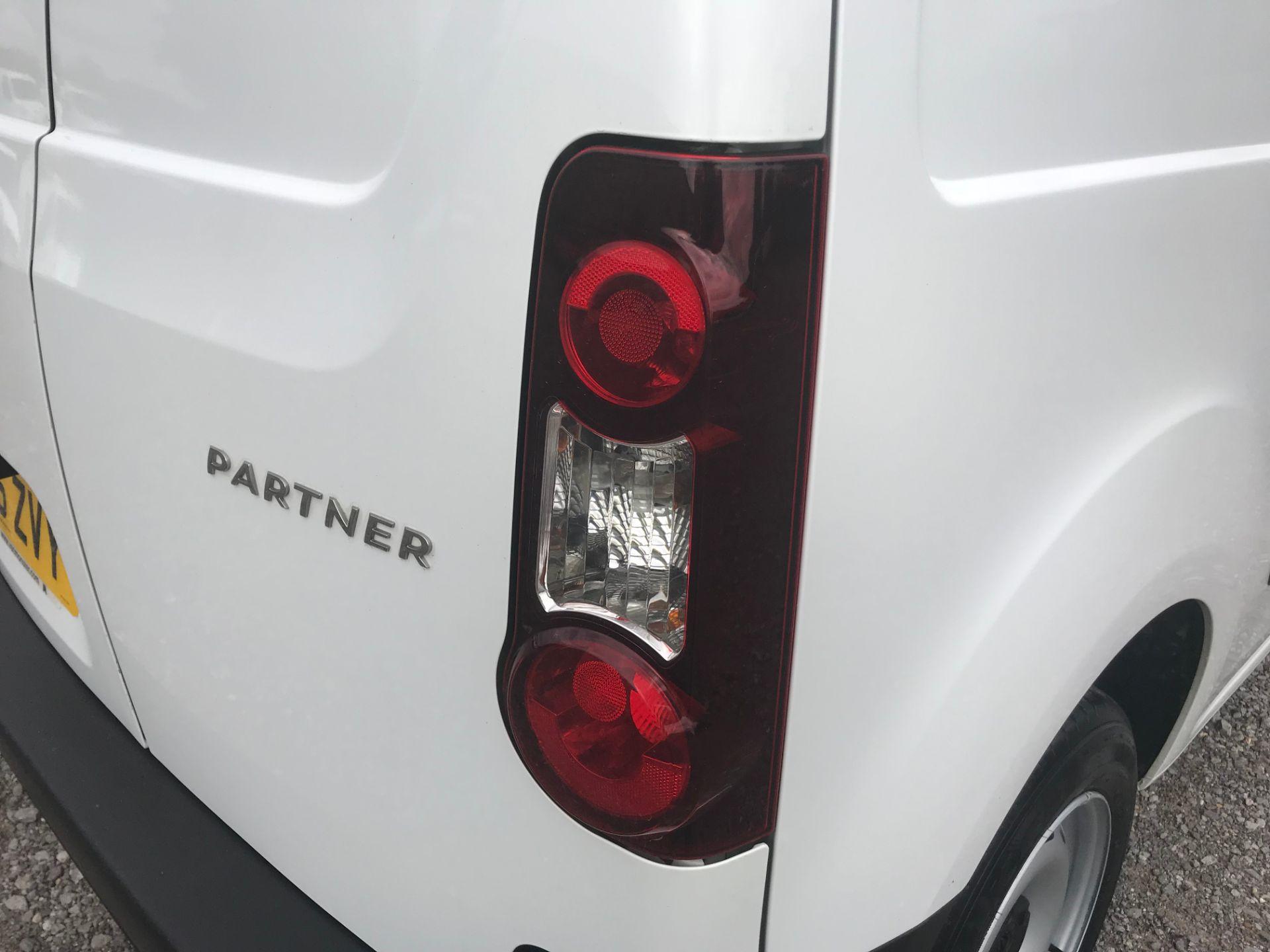 2016 Peugeot Partner 850 S 1.6 Hdi 92 Van [Sld] (NX66ZVY) Image 37