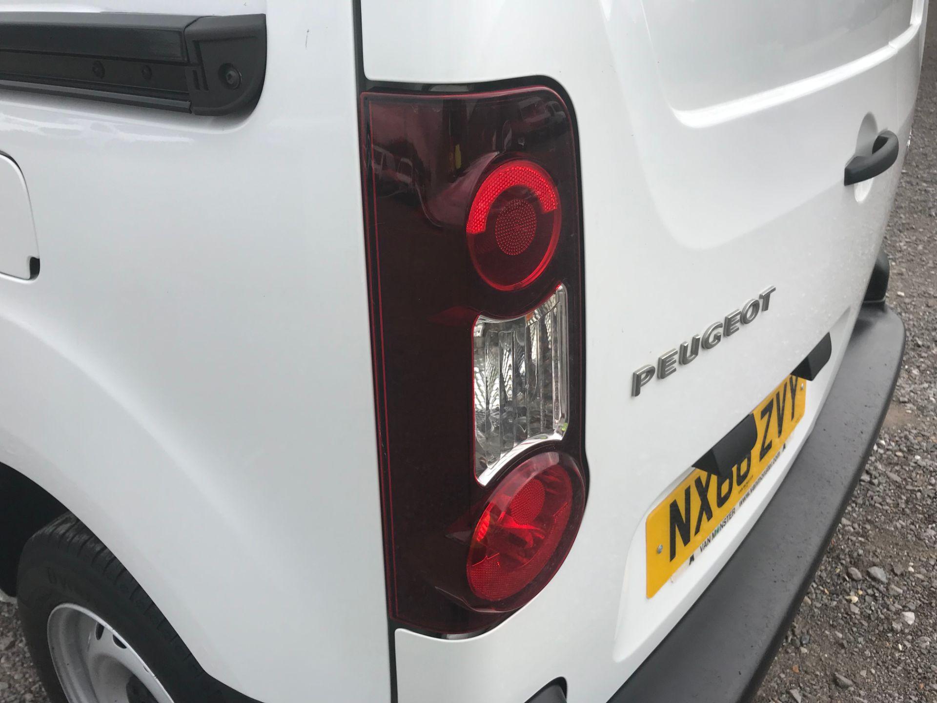2016 Peugeot Partner 850 S 1.6 Hdi 92 Van [Sld] (NX66ZVY) Image 36