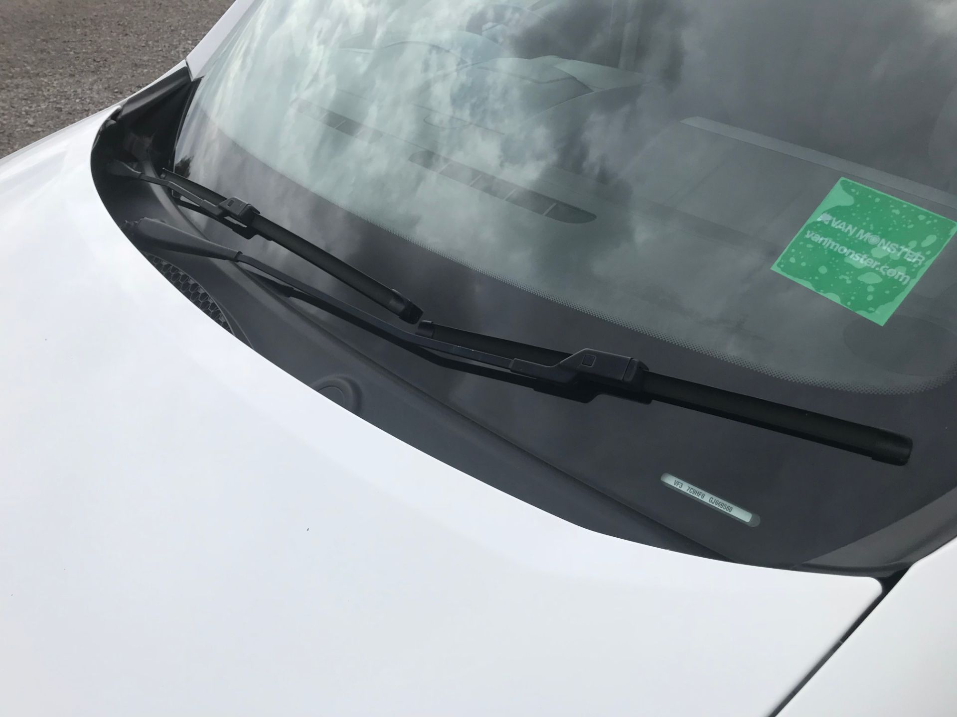 2016 Peugeot Partner 850 S 1.6 Hdi 92 Van [Sld] (NX66ZVY) Image 34