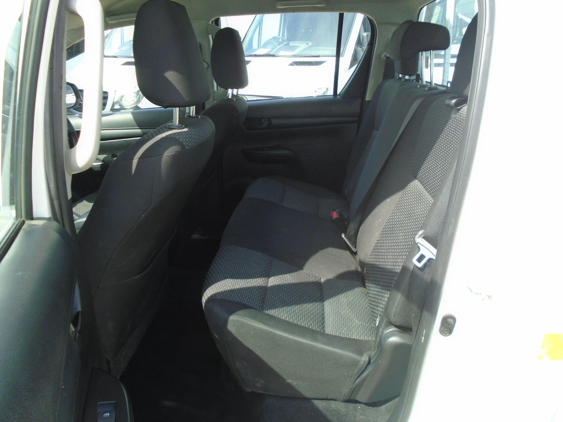 2017 Toyota Hilux Active D/Cab Pick Up 2.5 D-4D 4Wd 144 (NX67PGE) Image 16