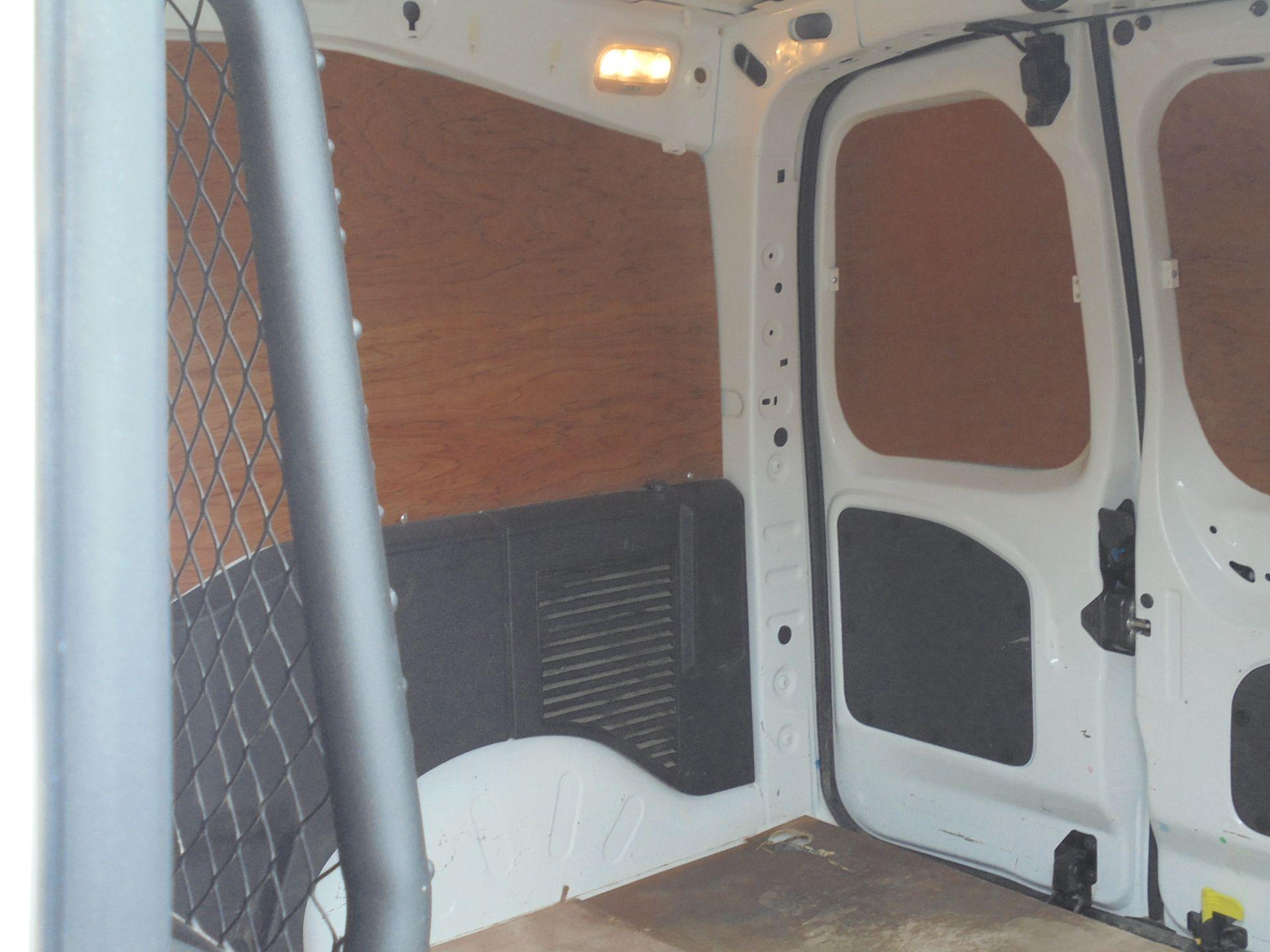 2017 Peugeot Partner 850 1.6 Bluehdi 100 Professional Van [Non Ss] (NX67XNF) Image 7