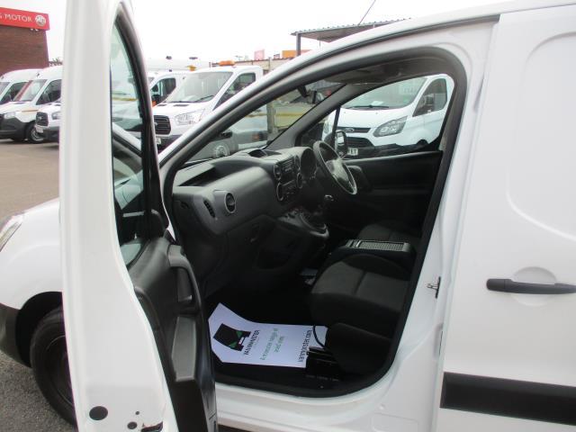 2017 Peugeot Partner L2 715 S 1.6 BLUEHDI 100 CREW VAN EURO 6 (NX67XNM) Image 10