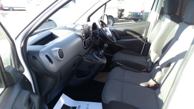 2017 Peugeot Partner 850 1.6 Bluehdi 100 Professional Van [Non Ss] (NX67XZG) Image 12