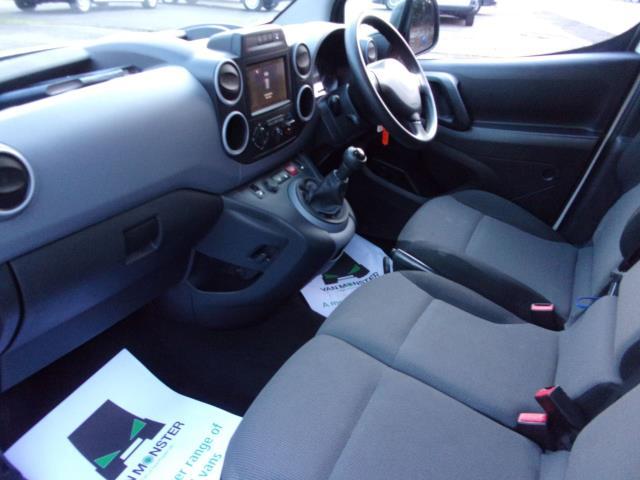 2017 Peugeot Partner L1 850 1.6 BLUEHDI 100PS PROFESSIONAL (NON S/S) VAN EURO 6 (NX67YWR) Image 18